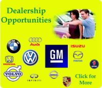 Car Dealership Opportunities